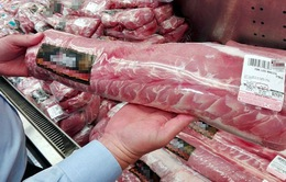 Giá thịt lợn bình ổn tiếp tục tăng thêm 35.000 đồng/kg