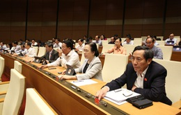 Quốc hội thông qua Luật sửa đổi, bổ sung một số điều của Luật Tổ chức Chính phủ và Luật Tổ chức chính quyền địa phương
