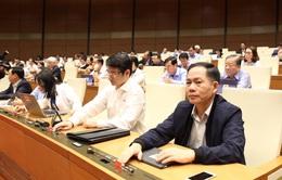 91,51% đại biểu Quốc hội tán thành thông qua Luật Xuất cảnh, nhập cảnh của công dân Việt Nam