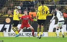CẬP NHẬT Kết quả, BXH vòng 12 Bundesliga ngày 23/11: Borussia Dortmund 3-3 SC Paderborn 07