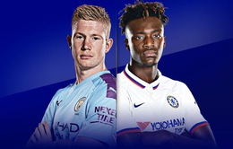 Lịch thi đấu, BXH vòng 13 Ngoại hạng Anh: Tâm điểm Man City - Chelsea
