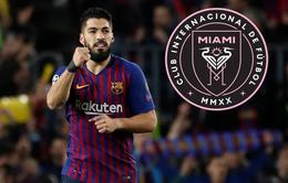 Luis Suarez để ngỏ khả năng gia nhập MLS trong tương lai