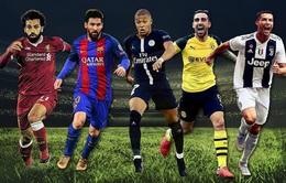 CẬP NHẬT Lịch thi đấu, BXH các giải bóng đá VĐQG châu Âu: Ngoại hạng Anh, La Liga, Serie A, Bundesliga, Ligue I