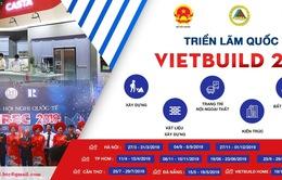 Gần 1.600 gian hàng tham gia Vietbuild Hà Nội 2019 lần 3