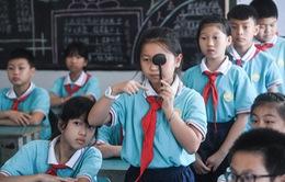 Tỷ lệ học sinh béo phì và thị lực kém tiếp tục gia tăng tại Trung Quốc.