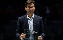 David Ferrer nhận giải thưởng đặc biệt từ Davis Cup
