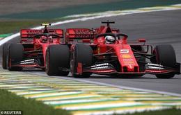 Ferrari tạm gác mâu thuẫn nội bộ để chuẩn bị cho GP Abu Dhabi