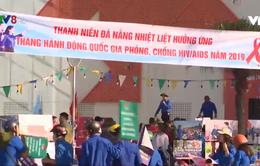 Đà Nẵng mitting hưởng ứng tháng hành động phòng chống HIV/AIDS
