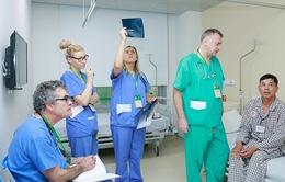 Bệnh viện Trung ương Quân đội 108 phẫu thuật thay khớp nhân đạo