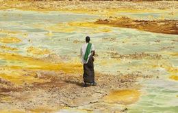 Chùm ảnh: Cuộc sống ở nơi nóng nhất hành tinh
