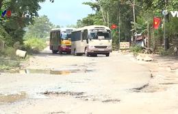 Hà Tĩnh đề nghị Bộ giao thông vận tải mở rộng Quốc lộ 8