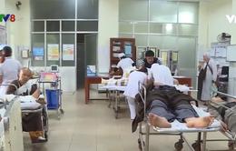 Quảng Ngãi: Tai nạn giao thông 12 người thương vong
