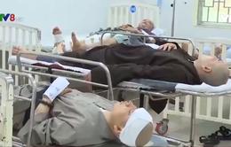 Cập nhật thông tin về vụ tai nạn giao thông đặc biệt nghiêm trọng ở Quảng Ngãi