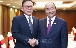 Thủ tướng tiếp Tổng lãnh sự danh dự Việt Nam tại Busan