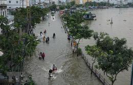 TP Hồ Chí Minh xảy ra ngập úng trong 3 ngày tới do triều cường lên cao