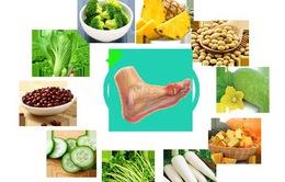 Thực đơn vàng cho người mắc bệnh Gout