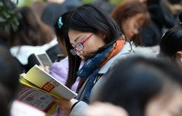 Hơn 1,4 triệu người Trung Quốc tham dự kỳ thi tuyển công chức