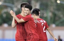 U22 Việt Nam 6-0 U22 Brunei: Hà Đức Chinh toả sáng, U22 Việt Nam thắng thuyết phục trận ra quân SEA Games 30