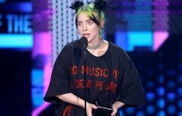 AMAs 2019: Không ngoài mong đợi, Billie Eilish giành giải Nghệ sĩ mới của năm