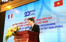 Gần 100% kỹ sư được đào tạo chất lượng cao tại Việt Nam ra trường có việc làm hoặc học lên cao