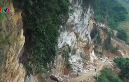 Yên Bái yêu cầu dừng hoạt động khai thác đá tại xã Suối Giàng