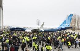 Boeing công bố phiên bản 737 MAX mới nhất