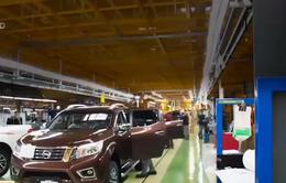 Ngành sản xuất ô tô đang dịch chuyển