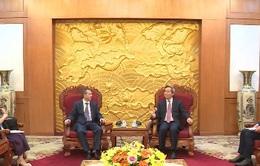 Đẩy mạnh hợp tác kinh tế Việt Nam - IBEC