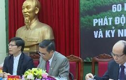 60 năm Chủ tịch Hồ Chí Minh phát động Tết trồng cây