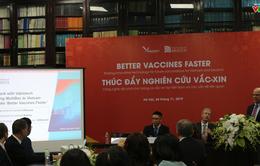 Việt Nam sẽ sản xuất vaccine theo công nghệ mới