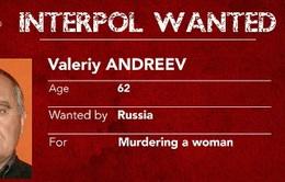 Interpol phát lệnh truy nã toàn cầu đối với 8 đối tượng