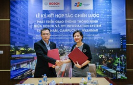 Hợp tác phát triển và cung cấp giải pháp giao thông thông minh cho Việt Nam, Campuchia và Myanmar