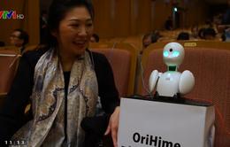Robot giúp người khuyết tật khám phá thế giới