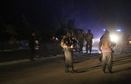 Xe của Liên Hợp Quốc bị tấn công ở Afghanistan