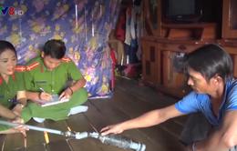 Phú Yên: Xóa tình trạng súng tự chế trong vùng đồng bào dân tộc thiểu số