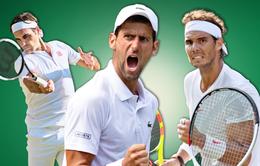 """""""Chúng ta thật may mắn vì có một thế hệ với Federer, Nadal và Djokovic"""""""