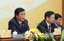Tổng Thư ký Quốc hội nói về nhân sự thay thế sau khi miễn nhiệm chức Bộ trưởng Y tế
