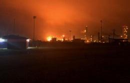 Nổ nhà máy hóa chất ở bang Texas (Mỹ)