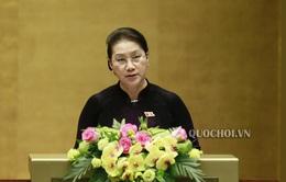 Toàn văn phát biểu bế mạc Kỳ họp thứ 8, Quốc hội khóa XIV của Chủ tịch Quốc hội Nguyễn Thị Kim Ngân