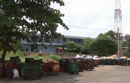 TP.HCM: Bất cập sau chuyển đổi phương tiện thu gom rác