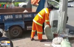 TP. HCM: Sáng kiến chống ô nhiễm rác thải