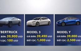 Tại sao Tesla chỉ yêu cầu đặt cọc rất ít khi mua xe Cybertruck?