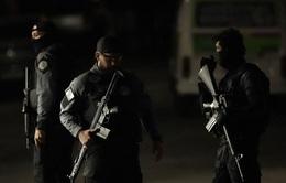 Brazil: Đấu súng với cảnh sát, 6 đối tượng buôn ma túy bị tiêu diệt