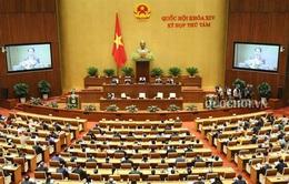 Quốc hội thông qua Dự thảo Nghị quyết thí điểm tổ chức mô hình chính quyền đô thị tại TP Hà Nội