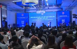 Hơn 230 đại biểu tham dự Diễn đàn Trí thức trẻ Việt Nam toàn cầu lần thứ 2