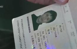 Tội phạm trốn lệnh truy nã của cảnh sát Trung Quốc bị bắt ở Đà Nẵng