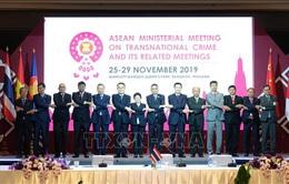 Hội nghị Bộ trưởng các nước ASEAN+3 về phòng chống tội phạm
