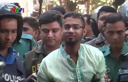 Bangladesh tuyên án tử hình 7 phần tử khủng bố