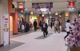 Nhật Bản: Doanh số bán lẻ giảm mạnh nhất trong hơn 4 năm