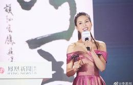 """""""Tiểu Long Nữ"""" Lý Nhược Đồng mong Cổ Thiên Lạc sớm tìm được vợ"""